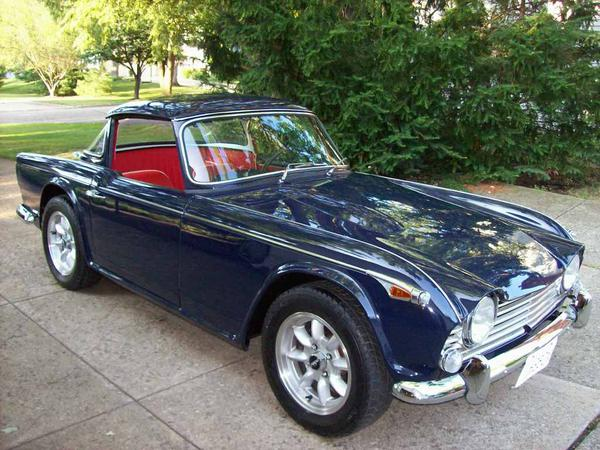 Triumph Tr4a Body Work Reference on 1967 triumph tr4a wiring diagram